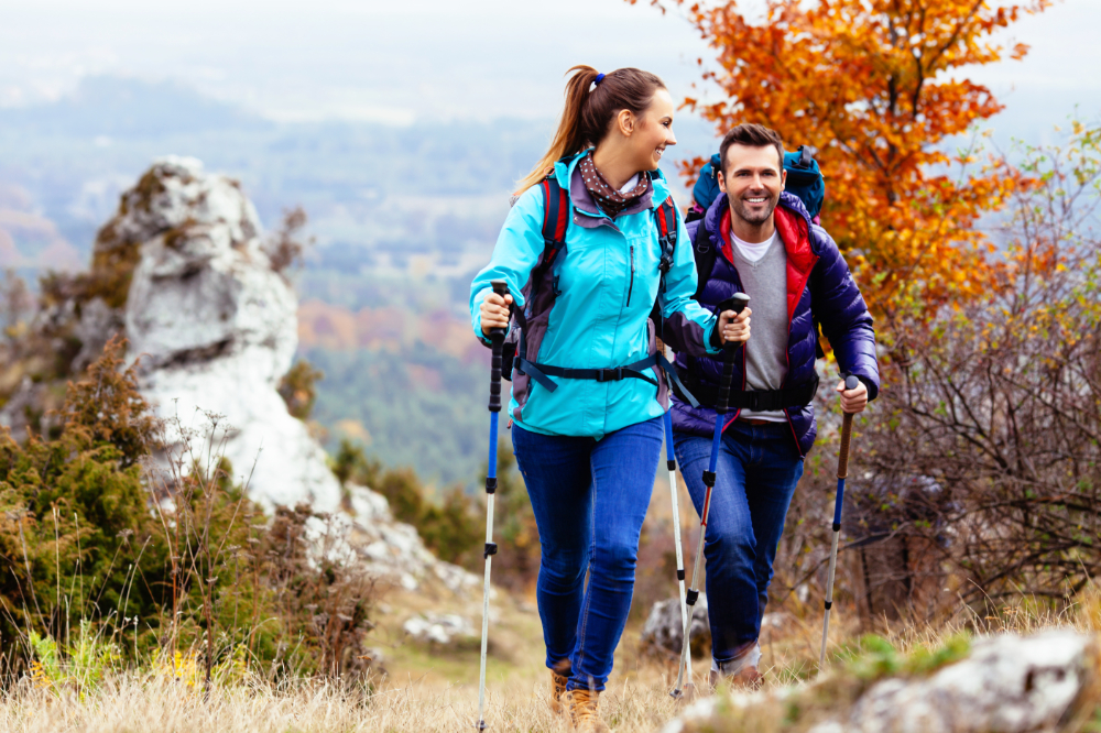 hiking with chiropractic care
